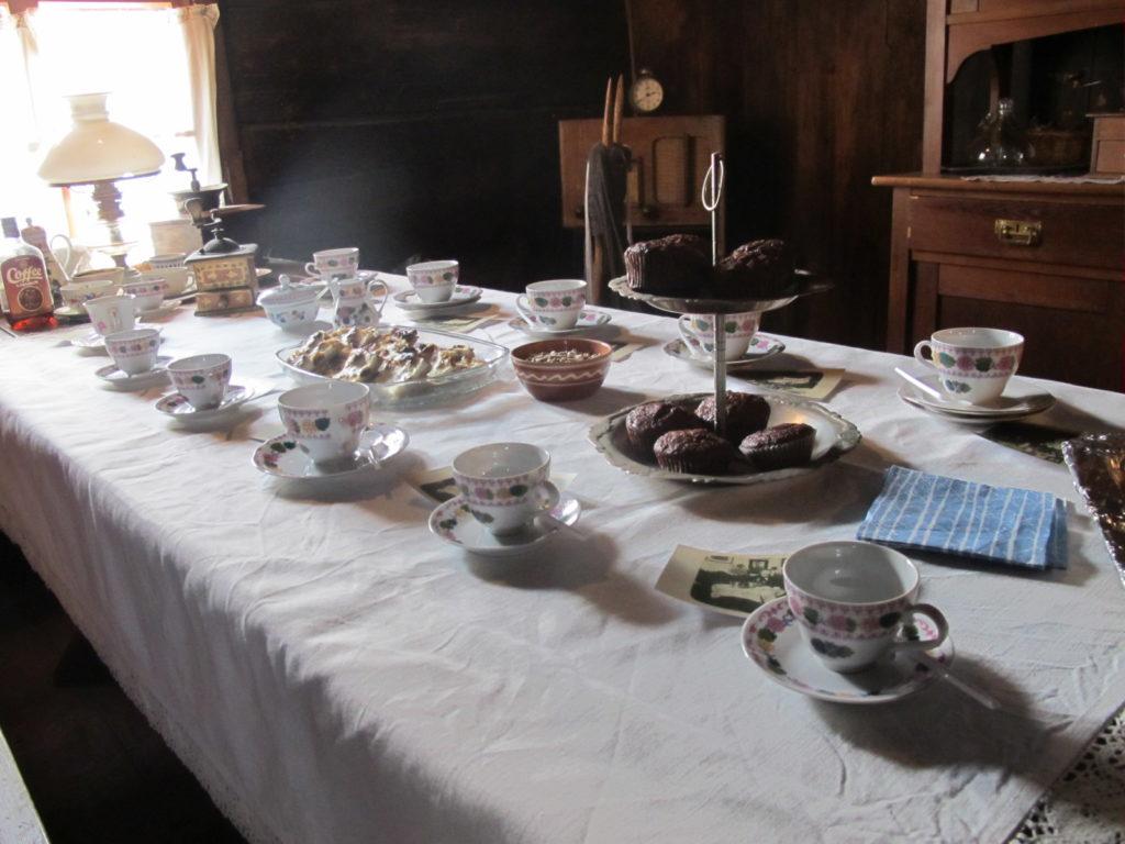 Viimsi Rannarahva muuseum - kohviprogramm