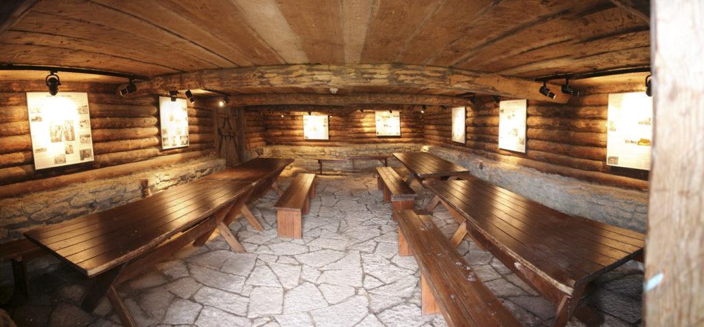 Viimsi Rannarahva muuseum - Viimsi vabaõhu muuseumis